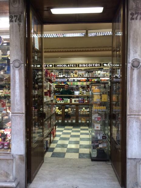 Lisbon grocers
