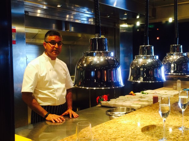 Atul Kochhar on board Ventura