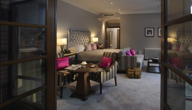 Northcote garden Lodge - Deluxe Room (3)