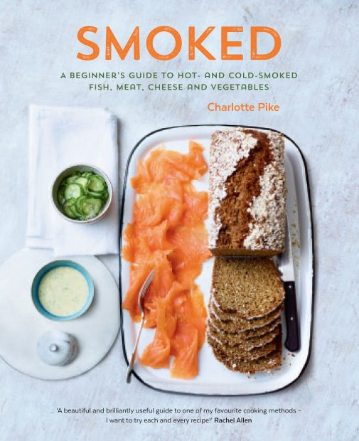 Smoked front cover